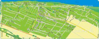Hiszi Map Kft T Fejer Megye County Kulcs Terkep