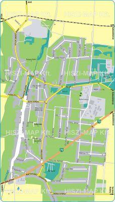 Hiszi Map Kft T Fejer Megye County Polgardi Terkep