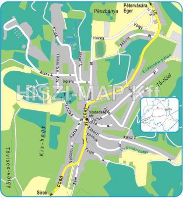 bükkszék térkép Bükkszék bükkszék térkép