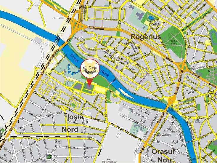 nagyvárad térkép Nagyvárad   Expo Varadinum   Hiszi Map Kiadó Kft. nagyvárad térkép