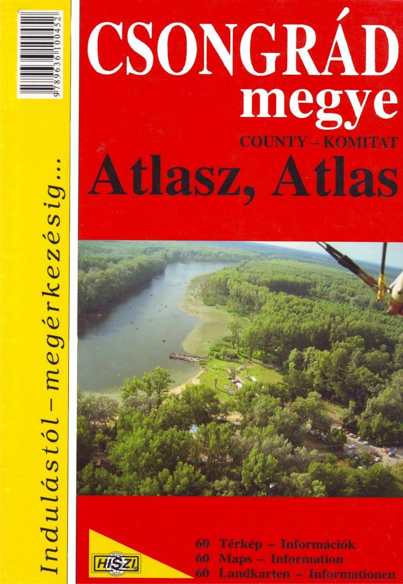 Megyeatlasz: Csongrád megye