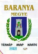 Megyetérkép: Baranya megye