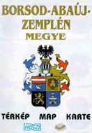 Megyetérkép: Borsod-Abaúj-Zemplén megye