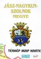 Megyetérkép: Jász-Nagykun-Szolnok megye