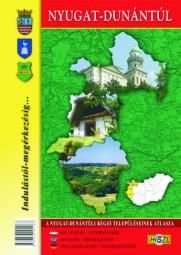 Régióatlasz: Nyugat-Dunántúl