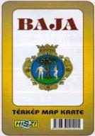 Térkép: Baja 1.