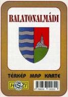 Térkép: Balatonalmádi