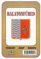 Térkép: Balatonfüred
