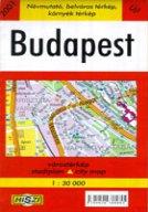 Térkép: Budapest