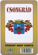 Térkép: Csongrád