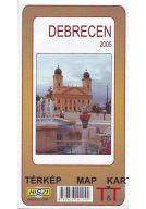 Térkép: Debrecen 1.