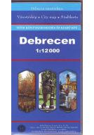 Térkép: Debrecen 2.