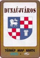 Térkép: Dunaújváros