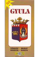 Térkép: Gyula