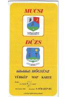 Térkép: Mucsi, Dúzs