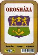 Térkép: Orosháza