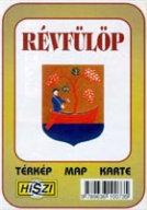 Térkép: Révfülöp