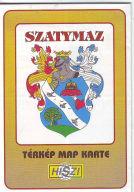 Térkép: Szatymaz