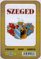 Térkép: Szeged