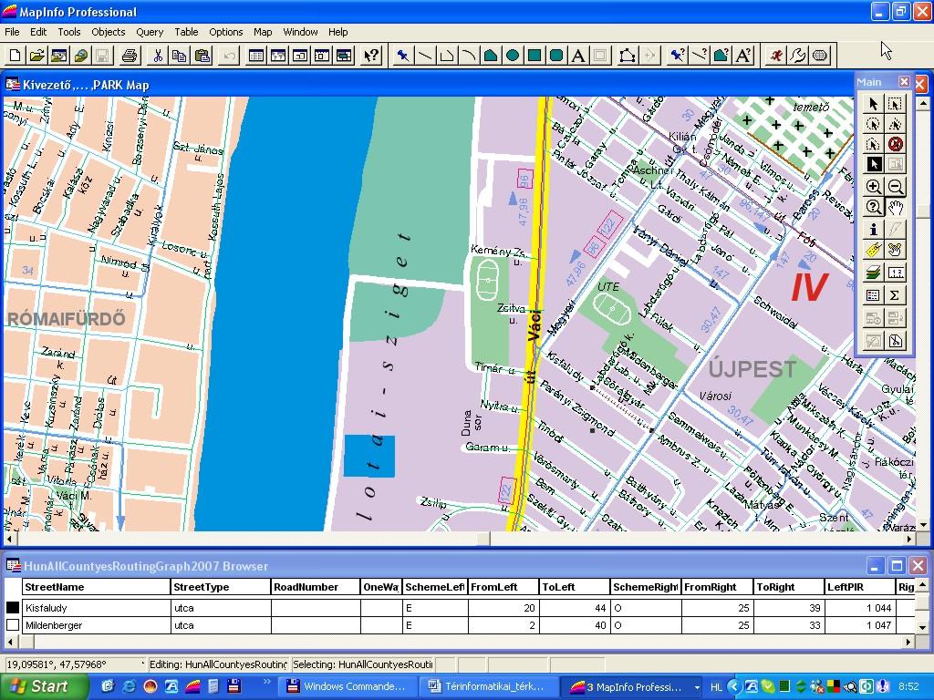 budapest házszámos térkép Térinformatikai térképek | A HISZI – TÉRKÉP honlapja budapest házszámos térkép
