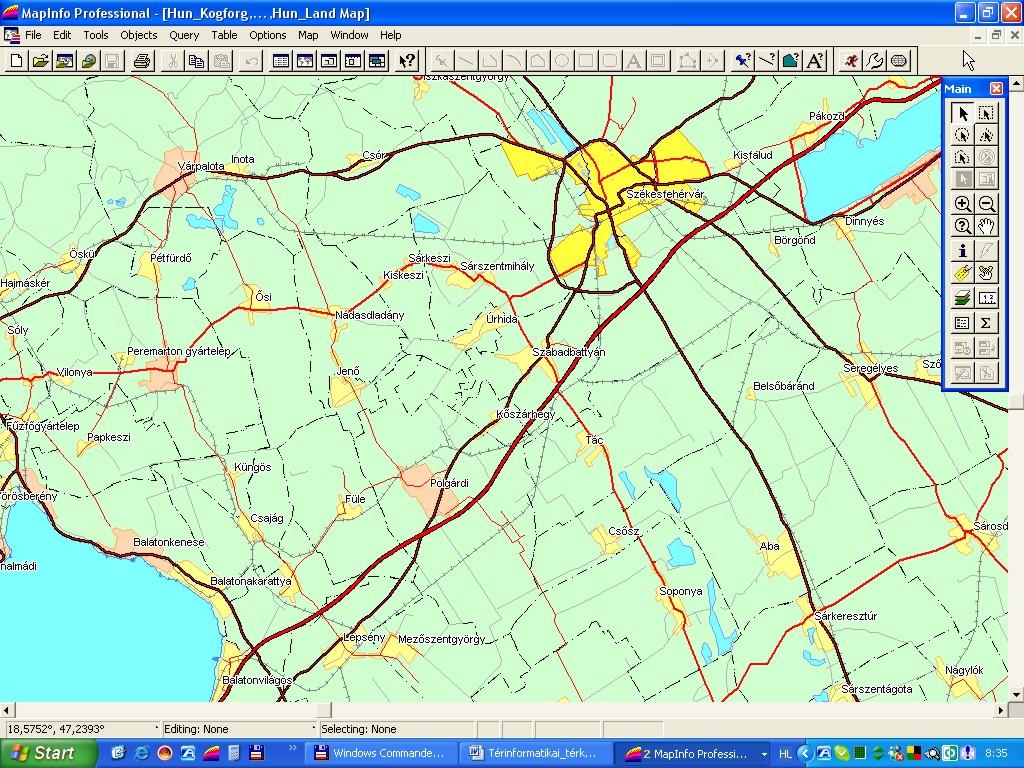 magyarország térkép füle Térinformatikai térképek | A HISZI – TÉRKÉP honlapja magyarország térkép füle
