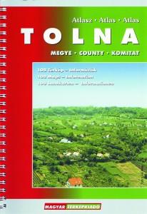 Tolna megye Atlasz (2002.)